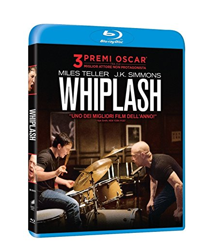 Bild von Whiplash [Blu-ray] [IT Import]
