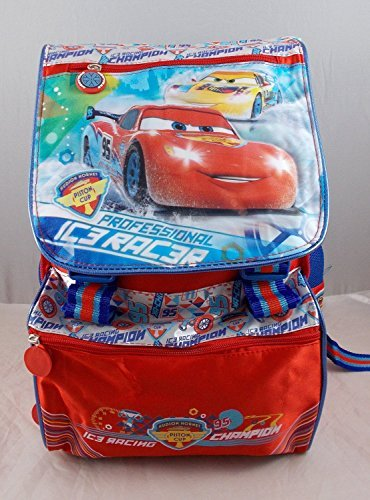 CARS-ICE-RACING-CHAMPION-MOCHILA-EXTENSIBLE-2015-2016