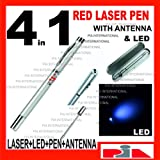 4 IN 1 LASER POINTER WITH ANTENNA PLUS M...