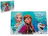 Générique - Set de Table Classic Frozen La Reine des NEIGES Disney - Bureau Enfant...