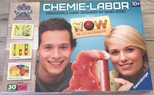 FidgetGear Ravensburger 18937 - ScienceX Chemie-Labor - NEU as picture show One