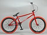 20 Zoll mafiabikes BMX Bike Kush 2+ verschiedene Farbvarianten , Farbe:rot