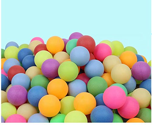 Price comparison product image 10 pk table tennis ping pong balls (Pack of 1 Color random)