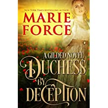 Duchess by Deception (Gilded Series Book 1)