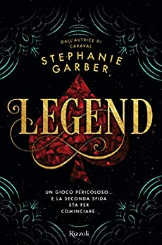 Legend di [Garber, Stephanie]