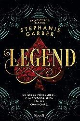 Legend (Italian Edition)