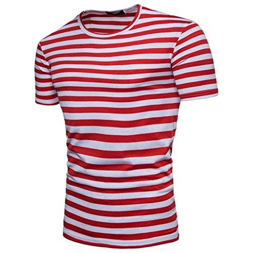 Kanpola Herren T-Shirts Langarmshirt Baumwolle Männer Herren Sommer t Shirts Shirt mit Kapuze Herren Kurze t Shirts Herren t Shirt Herren (Kapuzen-shirt Disco)