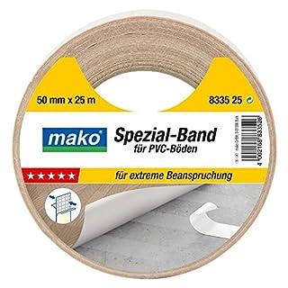Mako Spezial-Verlegeband für verschiedene Bodenbeläge 50mm x 25m