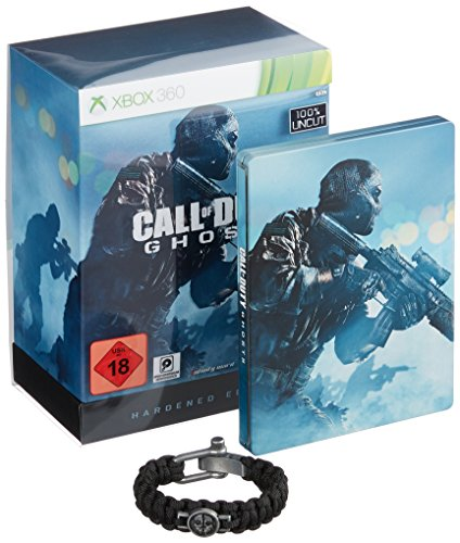 Call of Duty: Ghosts - Hardened Edition (100% uncut) - [Xbox 360] - Call Of Xbox Ghosts One Duty