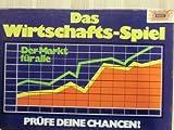Das Wirtschaftsspiel [Brettspiel]. DER MARKT FÜR ALLE – PRÜFE DEINE CHANCEN! Achtung: Nicht für Kinder unter 3 Jahren geeignet!