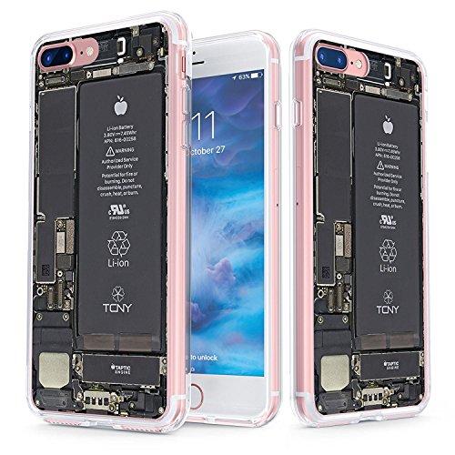 True Color claro escudo Broken iPhone colección, Open iPhone Back, For iPhone 7 Plus