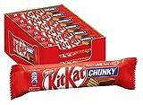 Nestlé KitKat Chunky 40g - Lot de 24
