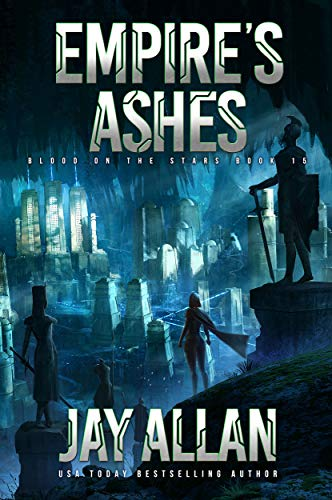 Picture of Empire's Ashes (Blood on the Stars Book 15)