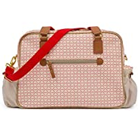 Pink Lining Not So Plain Jane–Bolso cambiador, color true love