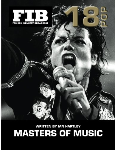 MASTERS OF MUSIC Vol 18 Pop: Masters of Pop Music (Fashion Industry Broadcast, Band 18)