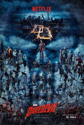 Import Posters Daredevil - German TV Series Wall Poster Print - 30CM X 43CM Brand New Marvel