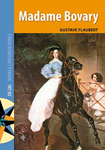 Madame Bovary por Gustave Flaubert