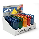 Brix - El Original JarKey - La Forma más Sencilla de Abrir Frascos