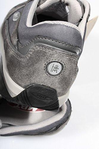 MBT Sneakers Donna Camoscio Tessuto Grigio