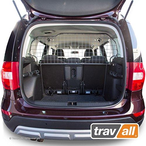 Travall® Guard Hundegitter TDG1248 – Maßgeschneidertes Trenngitter in Original Qualität - 3