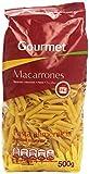 Gourmet - Macarrones - Pasta alimenticia - 500 g - [Pack de 9]