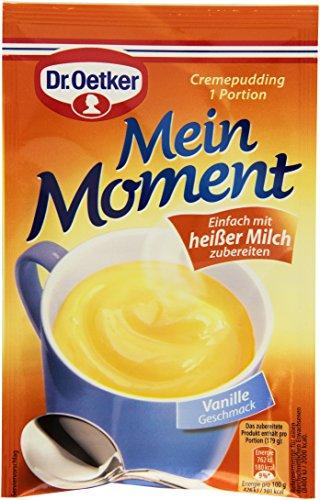 Dr. Oetker Mein Moment Cremepudding Vanille, 29 g Test