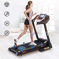 Amazon Fr Lontek Tapis De Course Cardio Training Sports Et