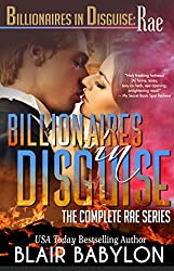 Billionaires in Disguise: Rae (Complete Series Boxed Set, A Romance Novel) (English Edition)