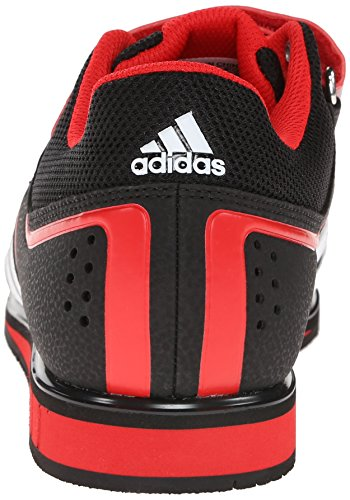 Powerlift 2 White Schuh Red Adidas Weightlifting Vivid Black 0 d5IAwqnqxY