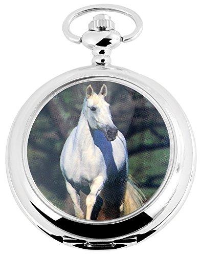 trend-wares-montre-de-poche-blanc-argent-cheval-moisissure-a-quartz-analogique-metal-chiffres-arabes