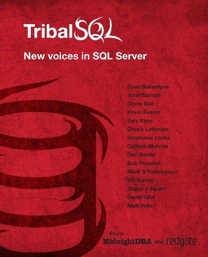 Tribal SQL book cover