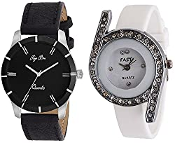 Pappi Boss Analogue Multi-Colour Dial Women's Watches -best casual watches