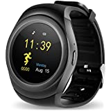 Biaba Collection * XIAOMI RDMI NOTE 4 Compatible Waterproof Heart Rate Monitor Smart Bracelet T11 Wrist Band OLED Fitness Tracker Pedometer