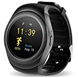 #9: MSE *Offer Buy 1 Smart band Get 1 Selfie Flash Free(Worth Rupess 299)* SONY XPERIA XZS Compatible Smart Phone Newest T11 Smart Bracelet Wristband 0.42 Inch OLED Screen Waterproof Support Heart Rate Monitor Passometer Smart Bracelet