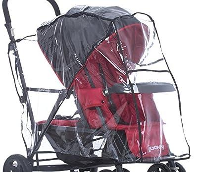 Joovy Caboose Regen/Wind Shield Cover