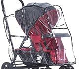 Die besten Joovy Kinderwagen - Joovy Caboose Regen/Wind Shield Cover Bewertungen