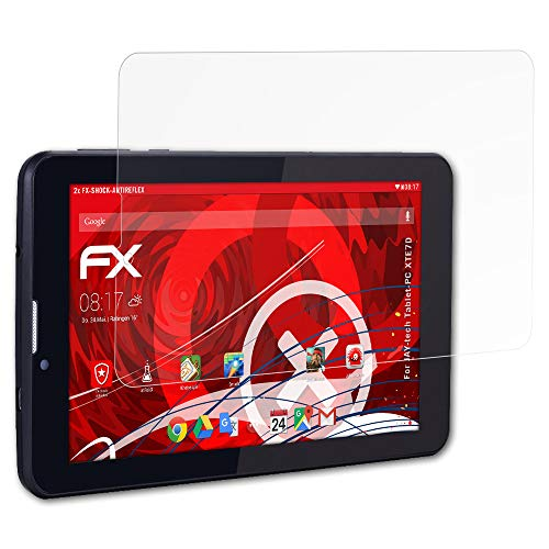 Atfolix Privacy Filter For Mfox J-pad Privacy Screen Protector Fx-undercover Screen Protectors