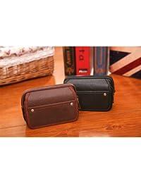 Buyworld Men Male Casual Functional Fanny Bag Waist Bag Money Phone Belt Bag Men Travel Bags #212