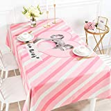 Creek Ywh Nappes Net Red Ins Européen Dessin Animé Mignon Petit Coton Frais Linge Linge De Table Linge De Table Rectangulaire Nappe Ronde Nappe @ Koala Soufflant Bubble_100 * 140Cm Section Épaiss