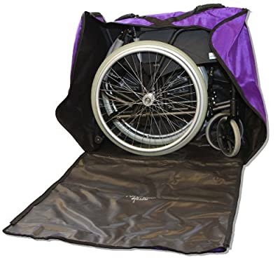 Biston L.I.T.E. Wheelchair Handling and Travel Storage Bag