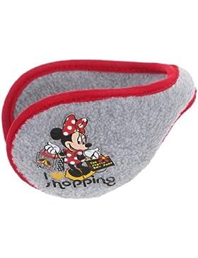 Cache orejas polar Flexible Minnie 'I Love Shopping' gris/rojo tu