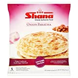 Shana Simply Authentic Food Onion Paratha, 5x80g (Frozen)
