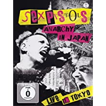 Anarchy in japan-live in tokio