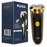 FLYCO Afeitadora Electrica Hombre, Máquina de Afeitar de Rotación...
