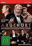 Abgehört / Grandiose Komödie von und mit Peter Ustinov sowie Hansjörg Felmy und Götz George (Pidax Film-Klassiker)