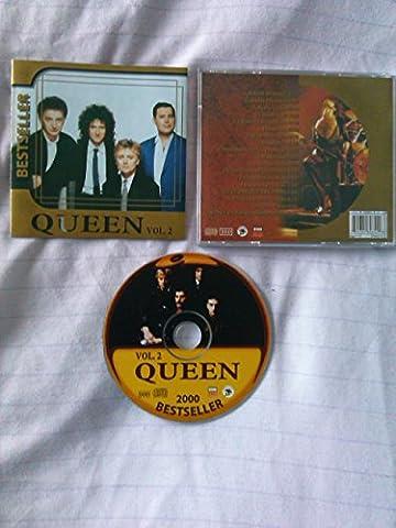 Queen Greatest Hits 2 - Queen Best Seller Volume 2 CD (