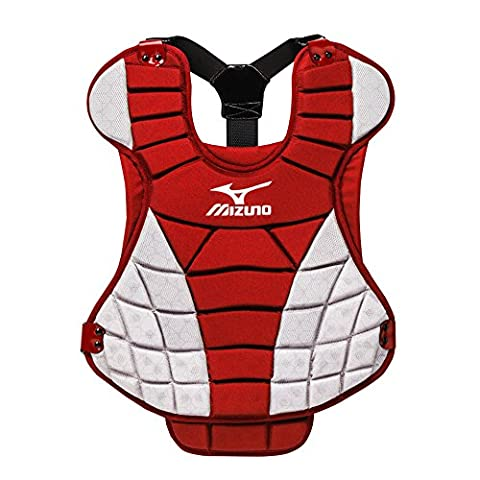 Mizuno Adult Women's Samurai Fastpitch Softball Chest Protector 13