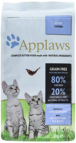 Applaws Katze Trockenfutter Kitten, 1er Pack (1 x 2 kg)
