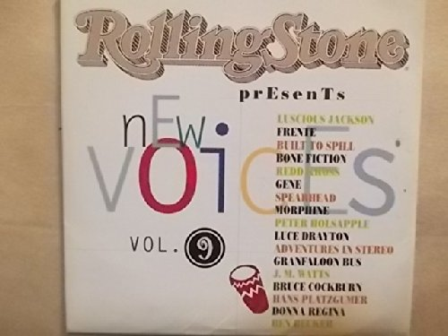 Rolling Stone New Voices Vol. 9 -