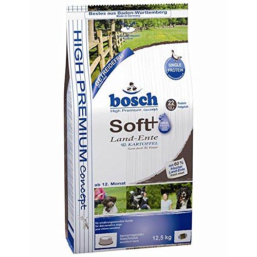 Bosch SOFT Land-Ente & Kartoffel 2x12,5kg   getreidefreies Hundefutter